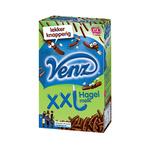Venz XXL chocoladehagelslag melk 380 gr
