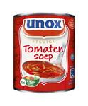 Unox stevige tomatensoep blik 0.3ltr. a12
