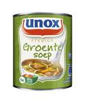 Unox stevige groentesoep blik 0.3ltr. a12