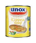 Unox stevige kippensoep 0.3ltr. a12