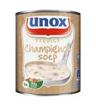 Unox stevige soep champignon ham blik 300 ml