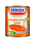 Unox stevige tomaten-cremesoep blik 300 ml