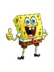 Sponge bob badspons