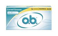 O.B. tampons normaal 16 stuks