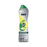 Cif schuurmiddel citroen fles 750 ml