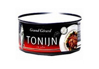 Grand gerard tonijn in olie 185 gr
