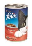 Felix br rund / kip blik 400 gr