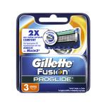 Gillette fusion proglide 3 stuks blister