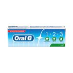 Oral B tandpasta 1-2-3 mint 75 ml