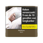 Marlboro red tin