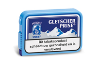 Gletscherprise snuiftabak 10 gr