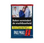 Pall mall red VT L tin 62.5 gr