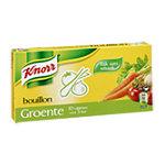 Knorr groentebouillon blokjes 80gr