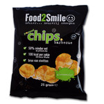 Food2smile popped chips barbeque 25 gr