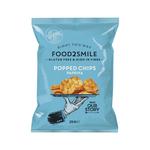 Food2smile popped chips paprika 25 gr