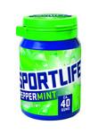 Sportlife peppermint jar 40 stukjes