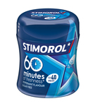 Stimorol 60 minutes peppermint bottle 80 gr
