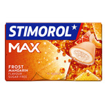 Stimorol max frost mandarijn 20 gr