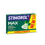 Stimorol max frost spearmint 20 gr