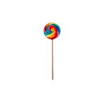 Spiraallolly regenboog nr.1 45 gr
