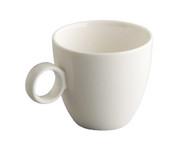 Koffiekop mosa wit 208