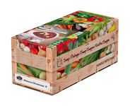 Unox italiaanse tomatensoep zak 2.5ltr. a4