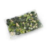 Veggie express green smoothie mix spinazie. broccoli. pastinaak. appel 150 gr