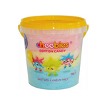 Cheebies suikerspin 3 kleuren pot 50 gr