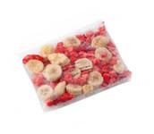 Ffe fruitmix tropical aardbei / banaan 150 gr