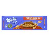 Milka peanut caramel 276 gr