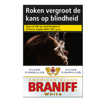 Braniff filter cigar white 20