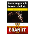 Braniff filter cigarillos red 17
