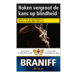 Braniff filter cigar blue 20