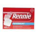Rennie maagtabletten 48st.