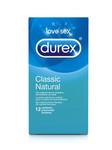 Durex natural 12st.
