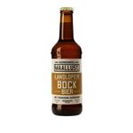Maallust bock bier fles 30 cl
