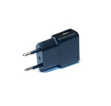 Green Mouse USB oplader voor iphone en android black 1000mA