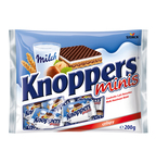 Knoppers mini's 200 gr