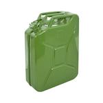 Jerrycan metaal legergroen 20 liter