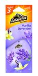 ArmorAll luchtverfrisser kaart vanille lavendel 3pack
