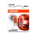Osram WY5W - 5w - W2.1x9.5D - Amber