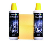 MoTip Shampoo Wash And Shine met Spons