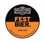 Meantime fest bier 19.5 liter