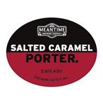 Meantime salted caramel porter 19.5 liter