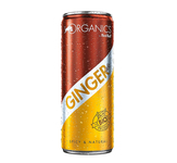 Red bull organics ginger ale blik 250 ml