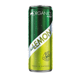 Red bull organics bitter lemon blik 250 ml