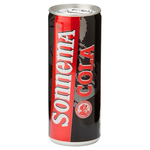 Sonnema berenburg cola blik 250 ml