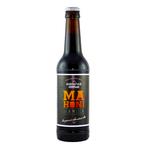 Hanscraft & co mahoni marina fles 33 cl