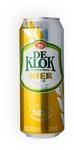 De klok bier blik 0.5 liter