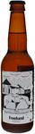 Brouwerij frontaal freehand fles 33 cl